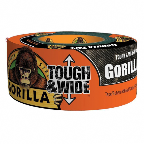 Gorilla Tape - Tough and Wide Duck Tape - 73mm x 27m